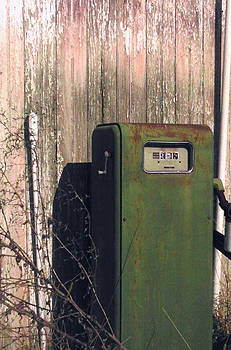 The Gas Pump by Sharon Costa