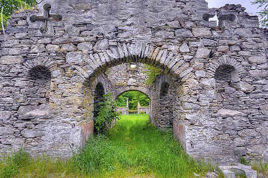 Matt Swinden - The gate to the ruins