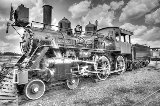 The General II Train 2 by Gerald Adams