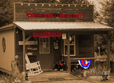 The General Store by Annette Allman