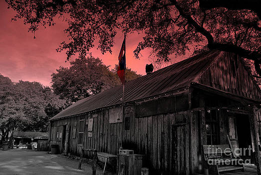 Susanne Van Hulst - The General Store in Luckenbach Texas