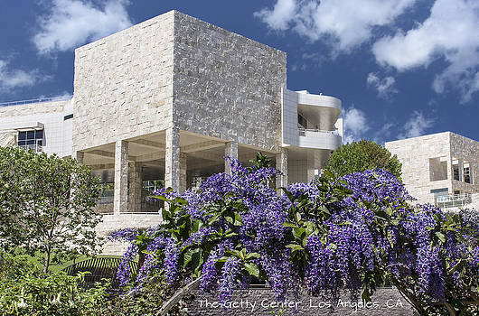 The Getty Center by Mariola Szeliga