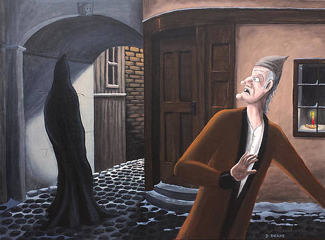 Dave Rheaume - The Ghost of Christmas Future