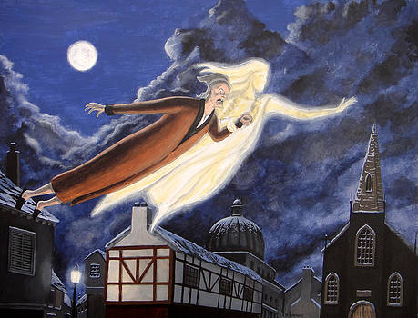Dave Rheaume - The Ghost of Christmas Past
