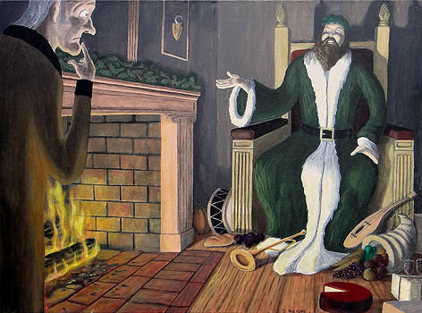 Dave Rheaume - The Ghost of Christmas Present