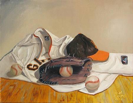 The Giant Sleeps Tonight by Ryan Williams