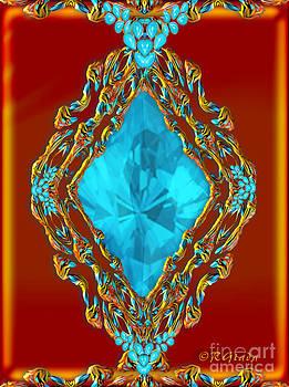 Giada Rossi - The Gift - Jewellery art by Giada Rossi