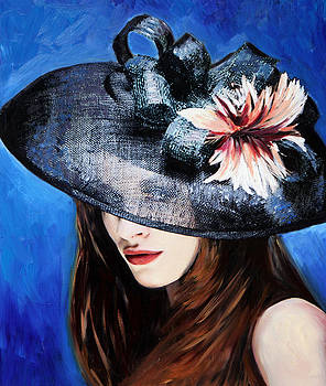 The Girl in the Hat by Francoise Lynch