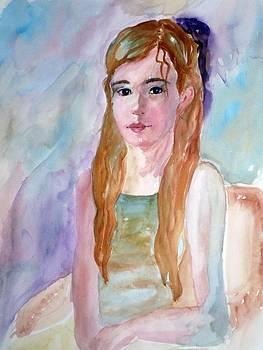 The Girls Gaze  by Catherine Jeffrey