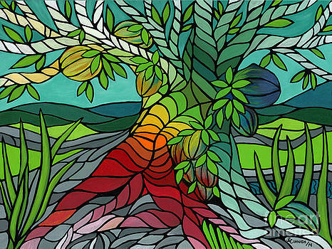 The Giving Tree by Janis  Cornish