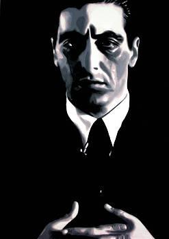 The Godfather by Luis Ludzska