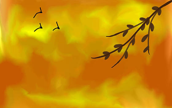 The Golden Flight by Karunita Kapoor