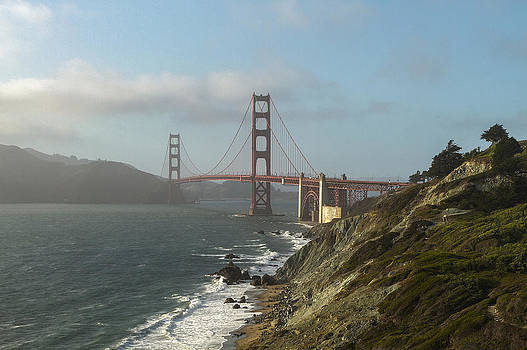 The Golden Gate by Steve Belovarich