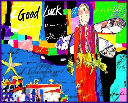 The Good Fairy by Dreja Novak