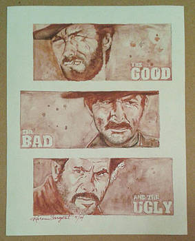 The Good The Bad And The Ugly by Karan Sargent