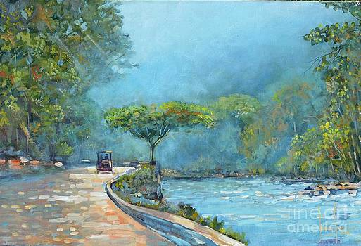The Gorge by Jeffrey Samuels