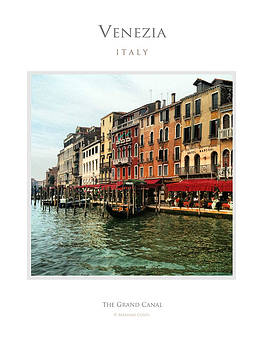 The Grand Canal by Massimo Conti