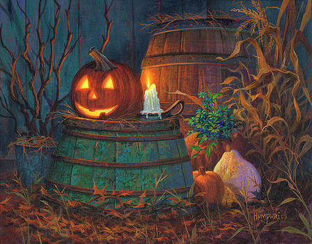 The Great Pumpkin by Michael Humphries