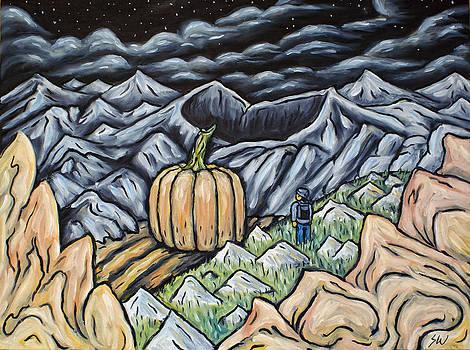 The Great Pumpkin by Sean Washington