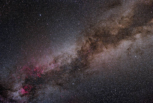 The Great Rift of the Milky Way by James Cormier