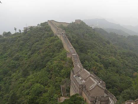 Alfred Ng - The great wall of China