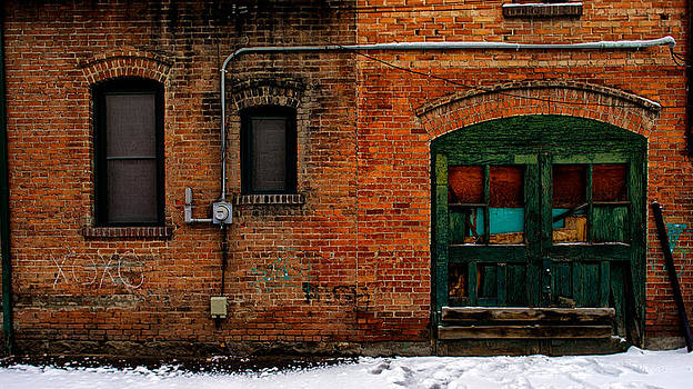 The Green Door by Brian Orlovich