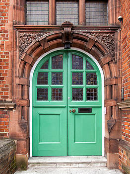 The Green Door by Karen Varnas