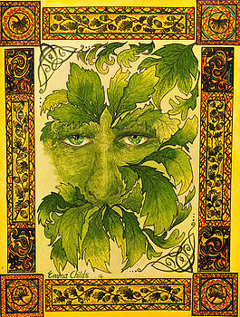 The Green Man by Emma Childs
