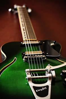 Karol Livote - The Green One