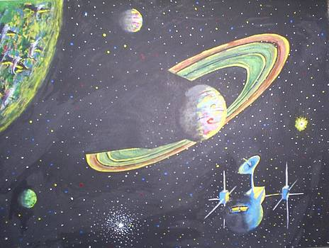 The Green Solar System by Douglas Beatenhead