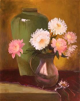The Green Vase by Jeanene Stein