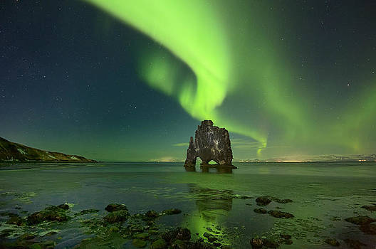 The Green Veil by Sigurdur Aegisson