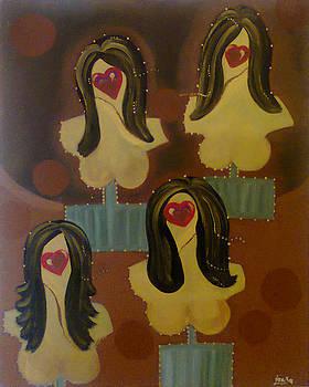 The Groupies by Ira Samyra