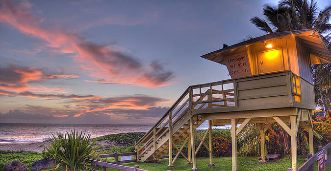 The Guard Tower by Brad Scott
