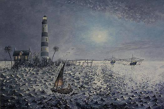 The Gullah Fisherman by Richard Barham