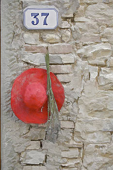 David Letts - The Hanging Red Hat