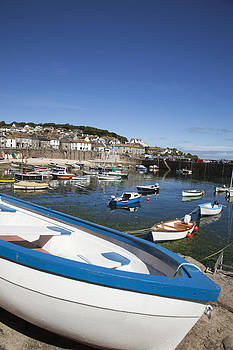 The Harbour at Mousehole by Mark Richardson