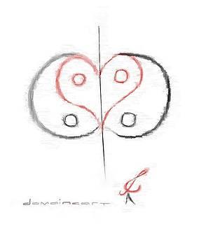 The Harmony Of Hearts by Yuri Zajigai