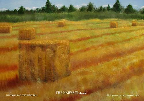 The Harvest by Elias Akleh