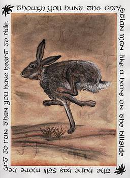 The Heart of the Hare by Bryana Johnson
