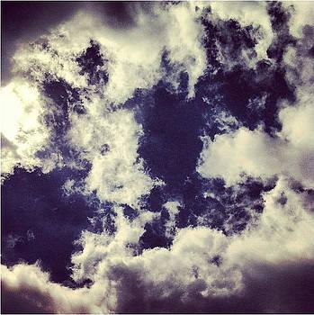 The Heavenly sky  by Wyn Charlery