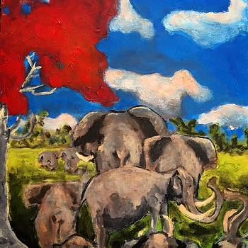 The  Herd by Dilip Sheth