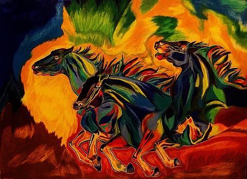 The Herd by Renee Oglesbee