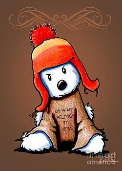 The Hero Of Cartoon by Kim Niles