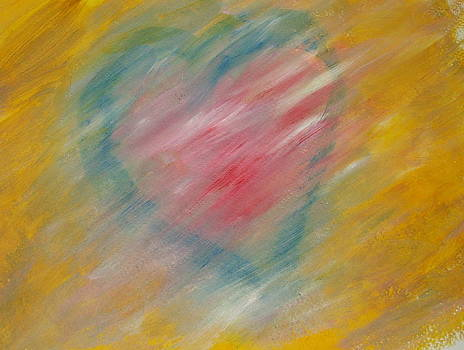 The Hidden Heart by Sue McElligott