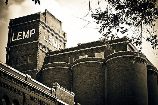 The Historic Lemp Brewery by Kristy Creighton