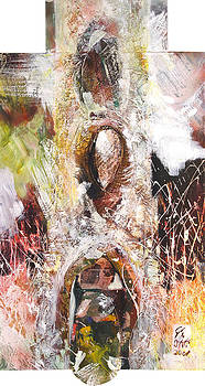 The hollow by Otilia Gruneantu Scriuba