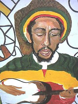 the honorable Robert Nester Marley by Kalikata MBula