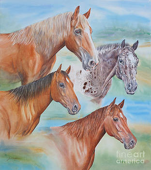 The Horse Gang by Gail Dolphin
