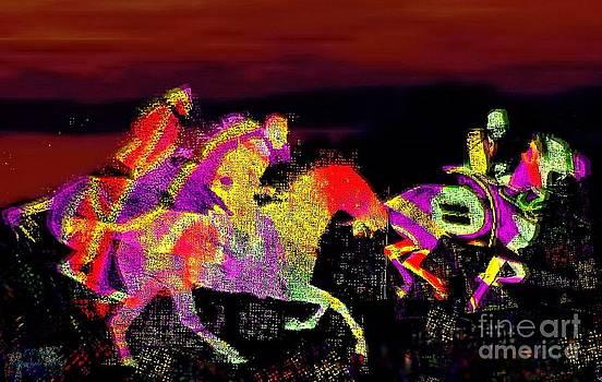 Larry Lamb - The Horse Raiders